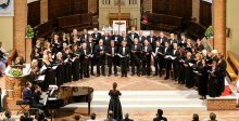 The operatic choir Lirica San Rocco from Bologna